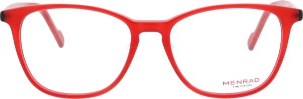 Menrad Damen Kunststoffbrille rot 11090