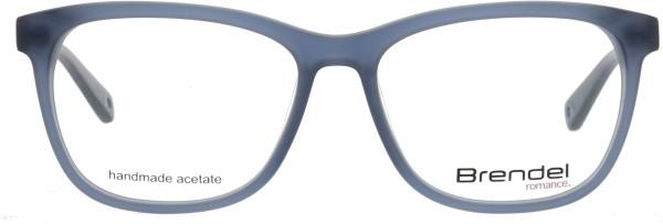 außergewöhnliche Brendel Damen Kunststofffassung in blau grau 903101