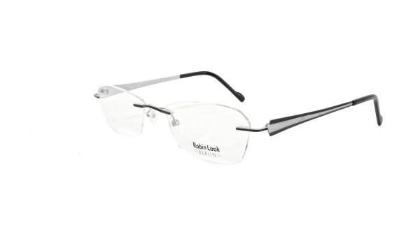 Robin Look Damenbrille Metall Randlos RL-173-02