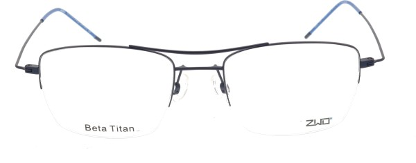 ZWO Herzenslust Herren Titanbrille blau 40