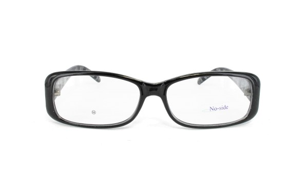 No Side Damenbrille Kunststoff Vollrand TT-6203-01