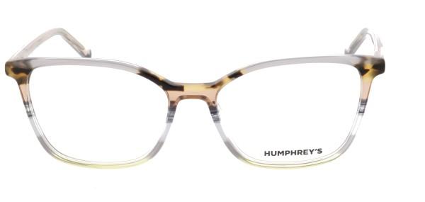 Eschenbach Humphreys Damenbrille grau transparent havanna