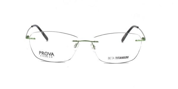 Prova Brille Titan Randlos PR-770-001