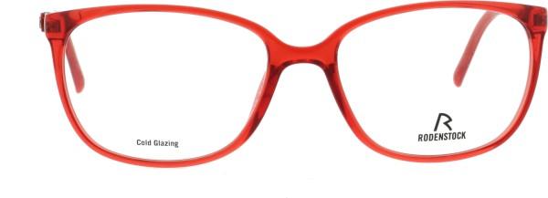 Rodenstock Damen Kunststoffbrille rot 5269