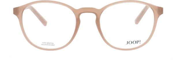 Joop Damen Kunststoffbrille rosa transparent 86005