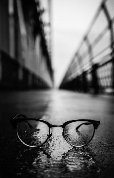 Brille-im-Regen