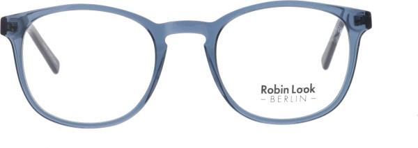 Robin Look Kollektion Unisex Kunststoffbrille blau kristall 627