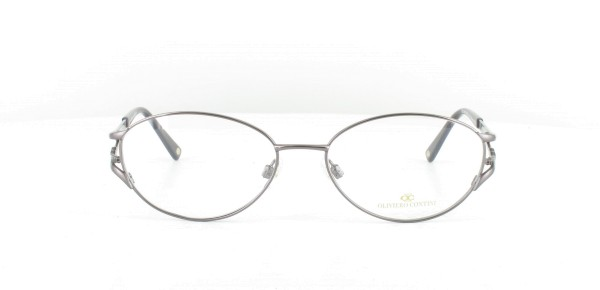 Oliviero Contini Damenbrille Metall Vollrand OC-483-18