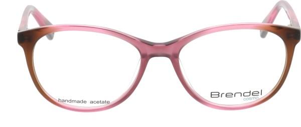 Eschenbach Brendel, Damenbrille rosa braun