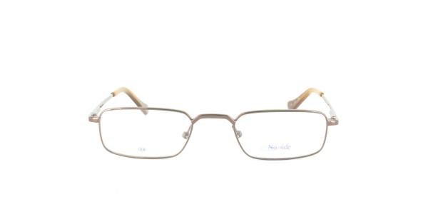 No Side Brille Metall Vollrand TT-3025-02