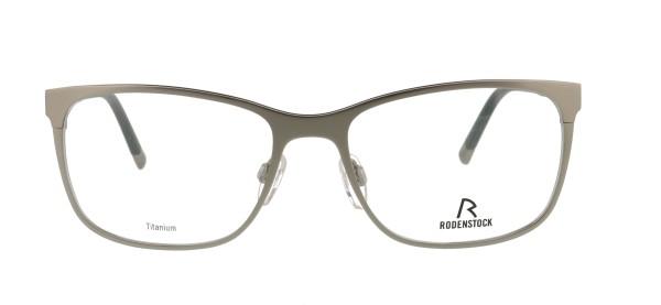 Rodenstock Unisex Metallbrille silber matt 7033