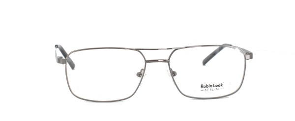 Robin Look Herrenbrille Metall Vollrand RL-245-01
