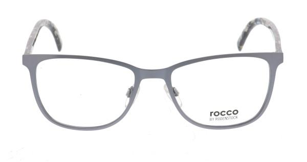 Rodenstock Rocco Damen Metallbrille grau 212