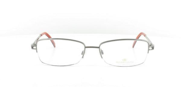 Oliviero Contini Herrenbrille Metall Halbrand OC-479-38