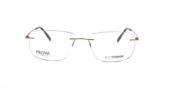 Prova Herrenbrille Titan Randlos PR-773-001