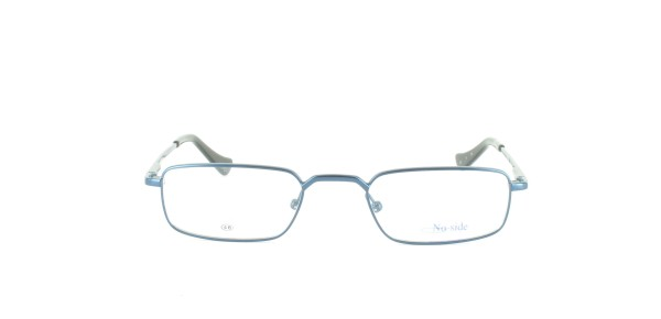 No Side Brille Metall Vollrand TT-3025-04