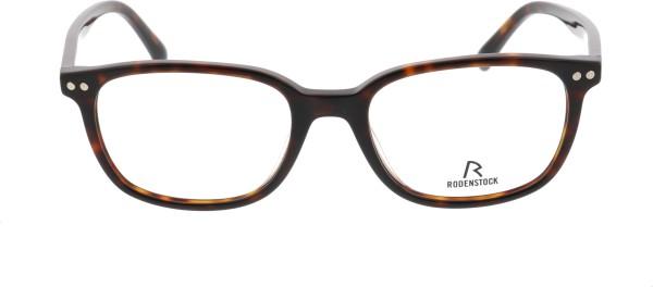 Rodenstock Unisex Kunststoffbrille havanna braun 5303B