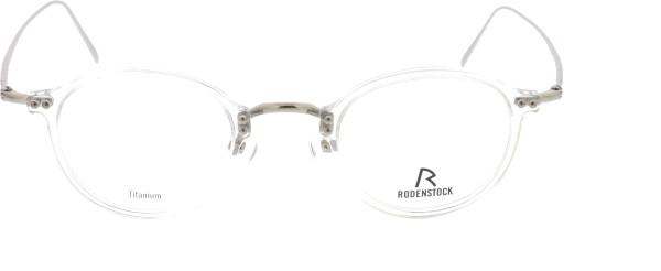 Rodenstock Unisex Titanbrille crystal rund 7059