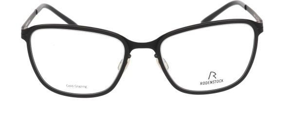 Rodenstock Unisex Metallbrille matt schwarz 2566
