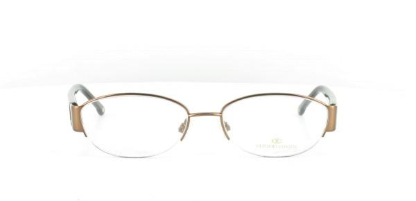 Oliviero Contini Damenbrille Metall Halbrand OC-490-11