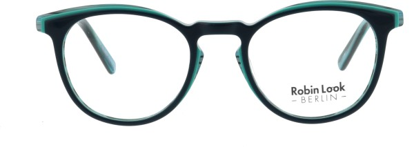 Robin Look Kollektion Damenbrille Pantoform blau grau UN731