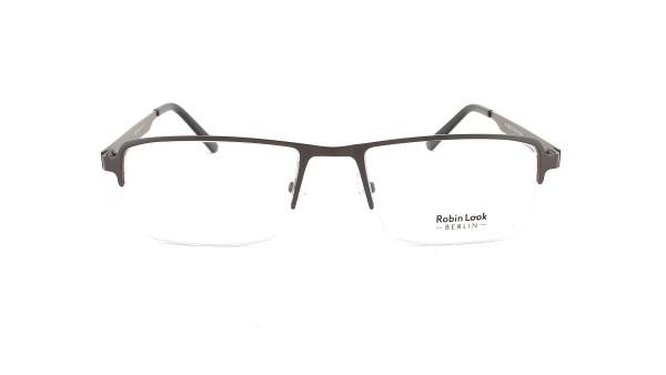 Robin Look Herrenbrille Metall Halbrand RL-197-01