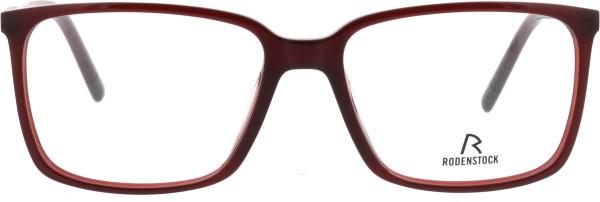 Rodenstock Herren Kunststoffbrille weinrot 5320