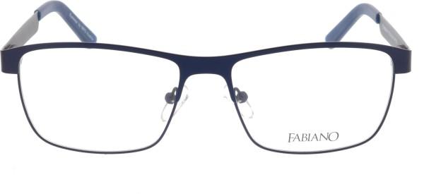 Fabiano Herren Metallbrille blau 269