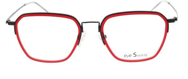 Eye Society Unisex Brille rot 13-02