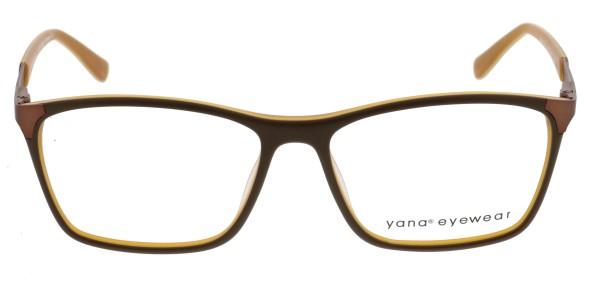 BoDe Design Yana Damenbrille braun 2245