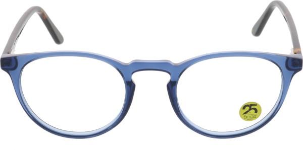 BoDe Desing Unisex Brille blau Franziska