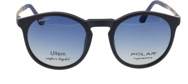 Polar Clipon Sonnenbrille Unisex 400-420