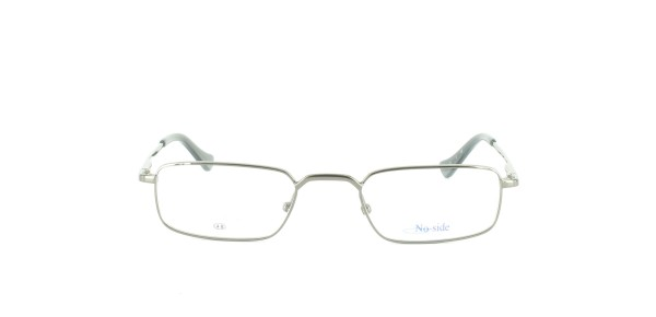 No Side Brille Metall Vollrand TT-3025-03