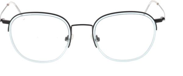 Eye Society Unisex Brille schwarz grün transparent