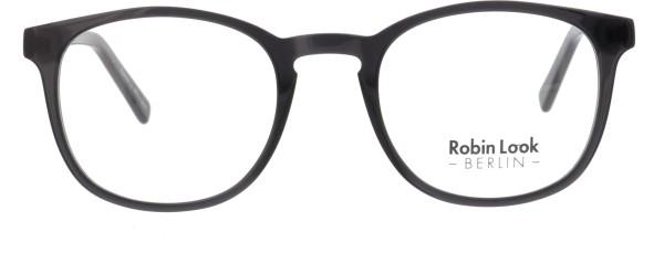 Robin Look Kollektion Unisex Kunststoffbrille schwarz 627