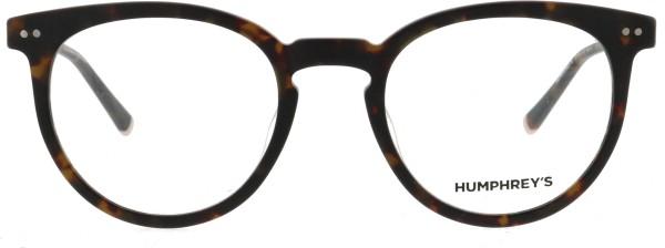 Eschenbach Humphreys Panto Unisexbrille in havanna 581068
