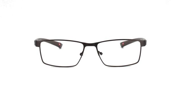Robin Look Herrenbrille Metall Vollrand MM-613-B