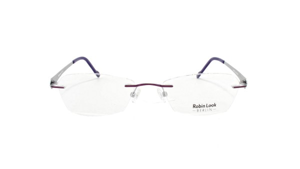 Robin Look Damenbrille Metall Randlos RL-173-03