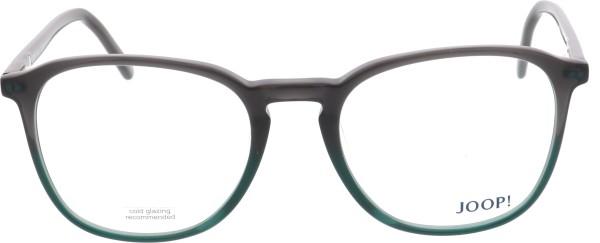 Joop Unisex Brille schwarz grün