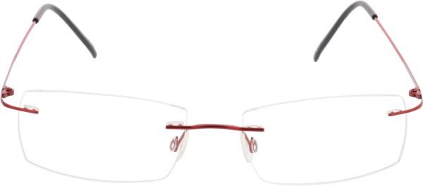 Breitfeldt & Schlieckert randlose Brille Unisex rot
