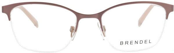 wundervolle Damen Halbrand Nylorbrille von Eschenbach Brendel in einem angenehmen Roséton 902250