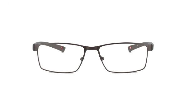 Robin Look Herrenbrille Metall Vollrand MM-613-C