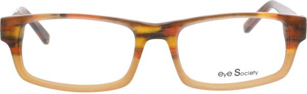 hübsche Unisexfassung mit gebürsteter Oberfläche in braun von Eye Society - Brush 81-121