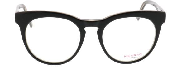 Menrad Vintage Damenbrille schwarz 11086