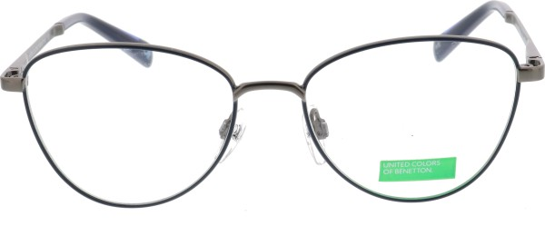 Benetton Damen Metallbrille 3004