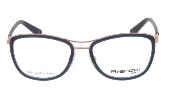 Eschenbach Brendel Damenbrille grau kupfer 902260