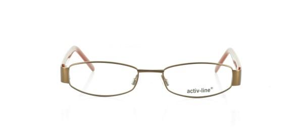Activ-Line Brille Metall Vollrand AL-4139-B