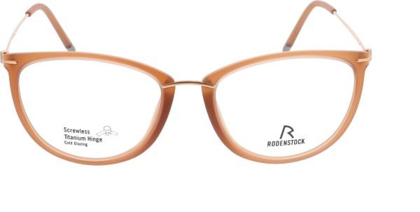 Rodenstock Damenbrille Kunststoff gold lachs 7070