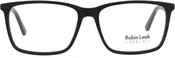 Robin Look Kollektion Herren Kunststoffbrille schwarz UNX001