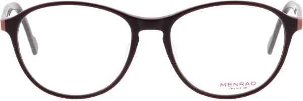 klassische Damen Menrad Kunststoffbrille lila 11094